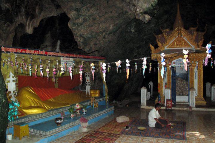 Green Cultural Travel - Cambodia phnom sampeau killing caves