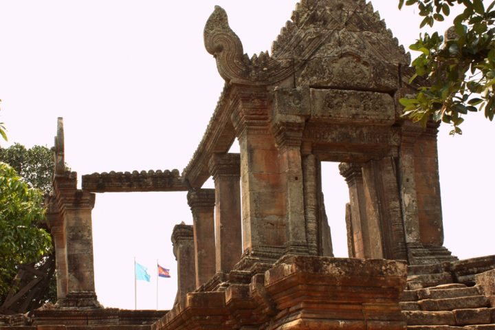 Green Cultural Travel - Cambodia -prasat-preah-vihear