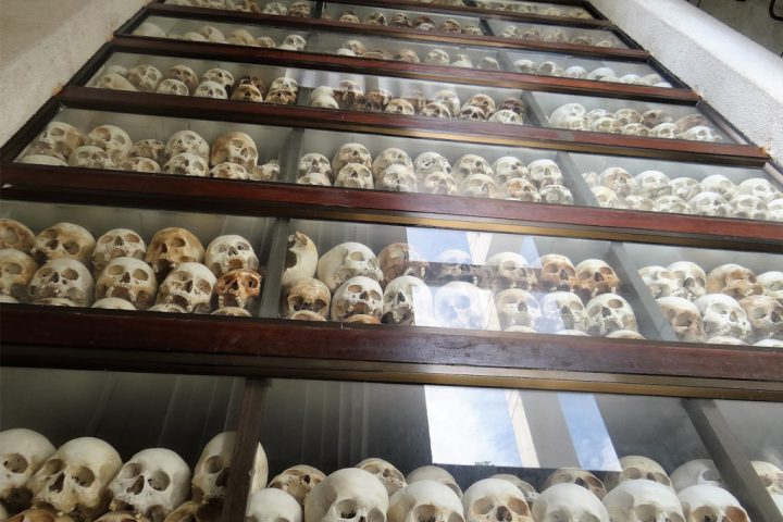 Green Cultural Travel - Cambodia - Phnom Penh -Killing Fields