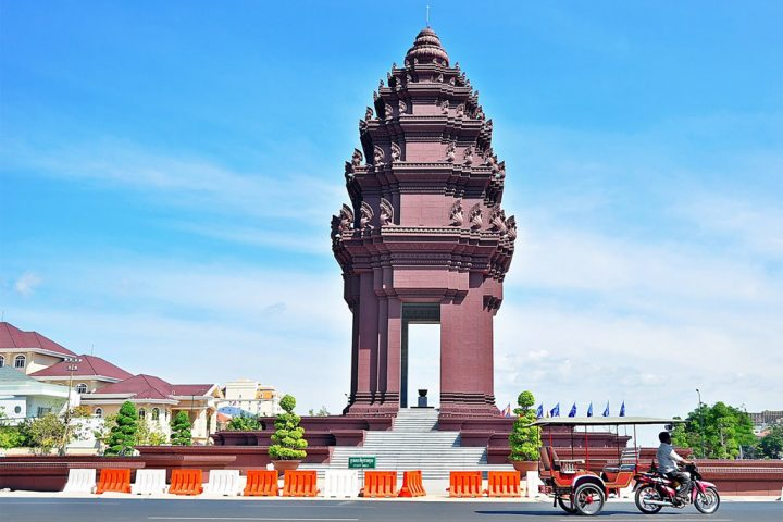Green Cultural Travel - Cambodia - Phnom Penh - Independence