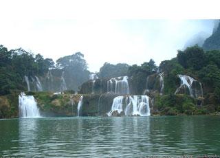 Green Cultural Travel - Cambodia - Tours -cardomon waterfall