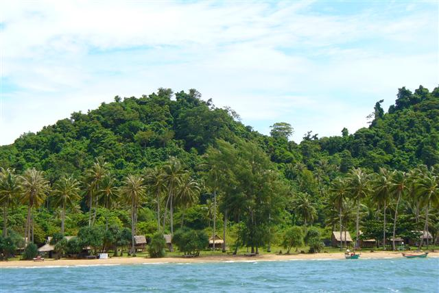 Green Cultural Travel - Cambodia -Kep-Rabbit Island